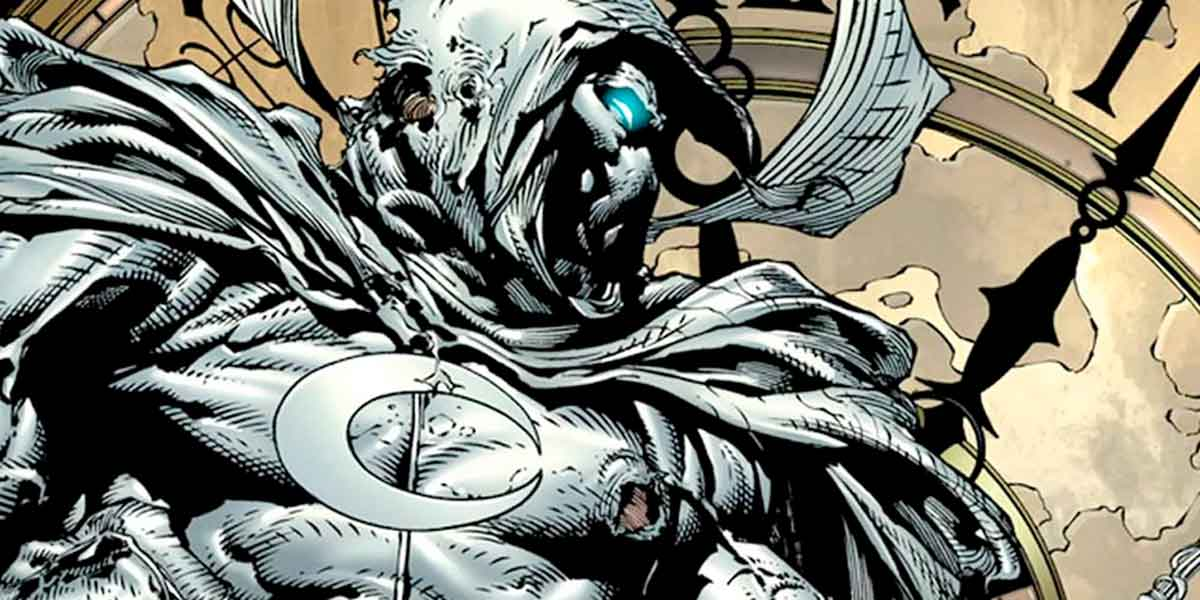Así describen al actor que hará de Caballero Luna en Marvel