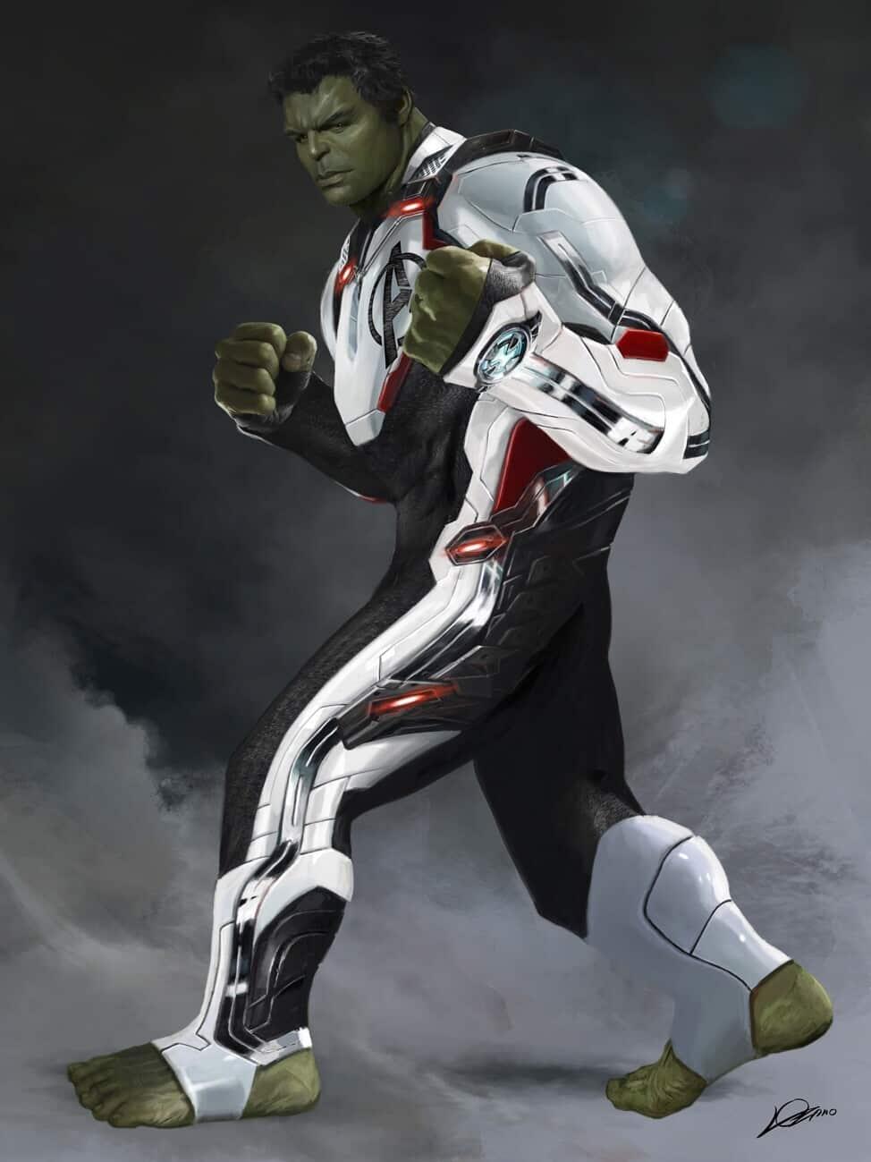 Hulk Vengadores: Endgame