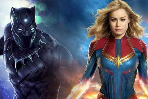 La batalla para hacer las películas de Capitana Marvel y Black Panther
