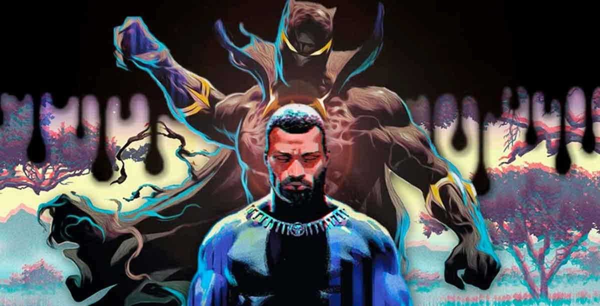 Black Panther tiene el simbionte más aterrador de Marvel