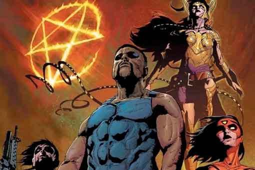 Blade lidera un poderoso grupo contra los Vengadores de Marvel