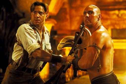 Brendan Fraser quiere hacer otra película de La Momia