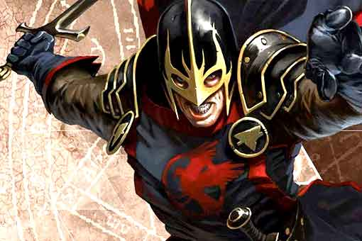 Vengadores 5 podría centrarse en el Caballero Negro