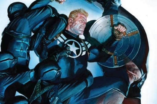 El nuevo enemigo del Capitán América es la masculinidad tóxica