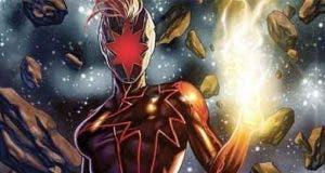 Marvel revela que el Capitana Marvel matará a un Vengador