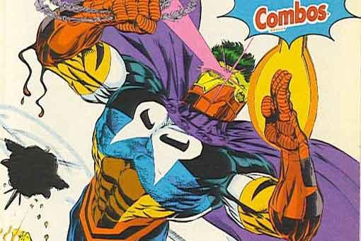 El héroe que combinaba los poderes de muchos personajes de Marvel