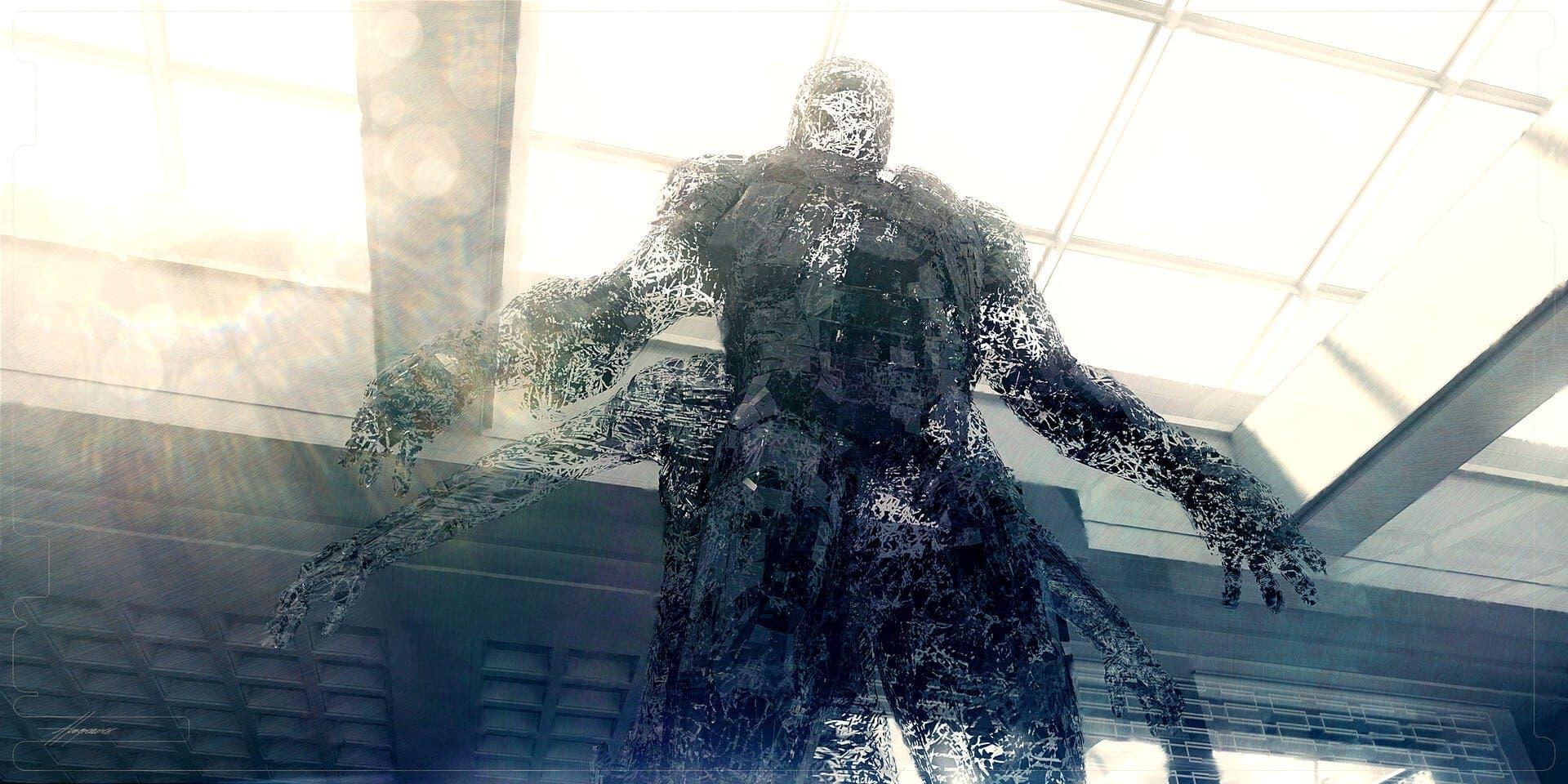 concept art Vengadores endgame