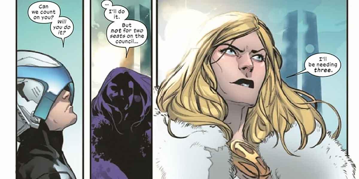 Los misteriosos nuevos líderes de los X-Men
