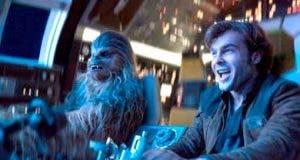 Star Wars: Así daño Han Solo el Halcón Milenario en el corredor de Kessel