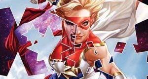 cover capitana marvel Carol Danvers 10