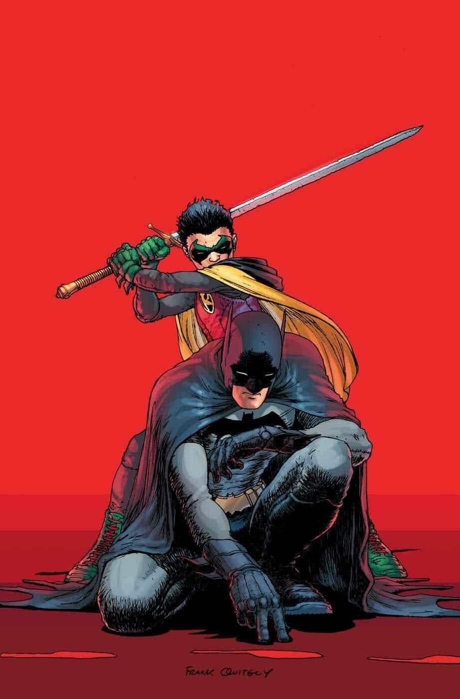 Damian Wayne hijo de Batman
