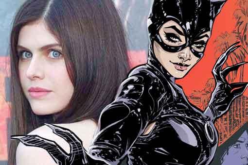Alexandra Daddario habla de la posibilidad de ser Catwoman