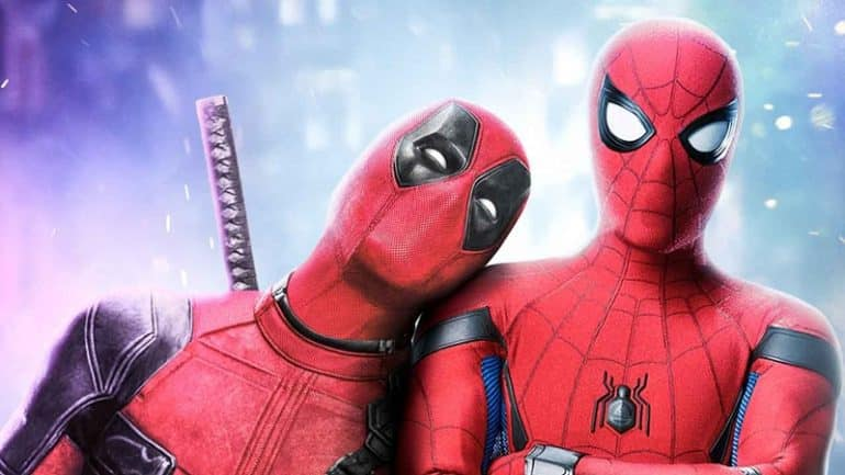 deadpool 3: spider-man