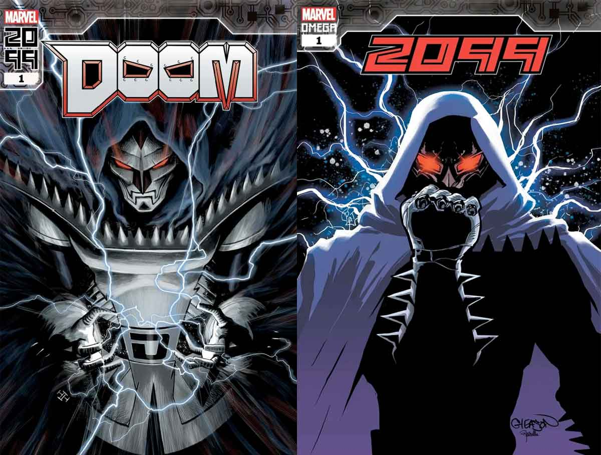 Doctor Doom gobierna en el futuro del Universo Marvel