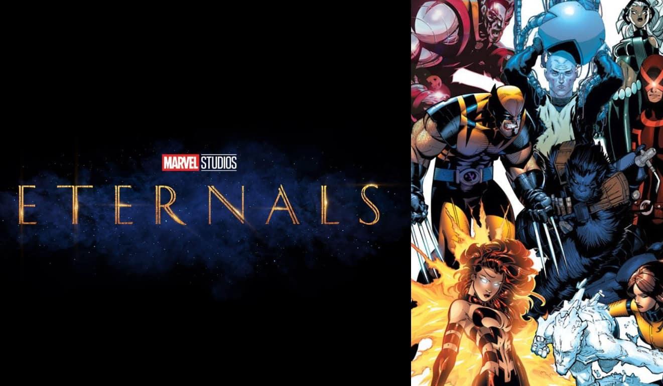 Los Eternos: la escena post-créditos podría introducir a los X-Men en el UCM
