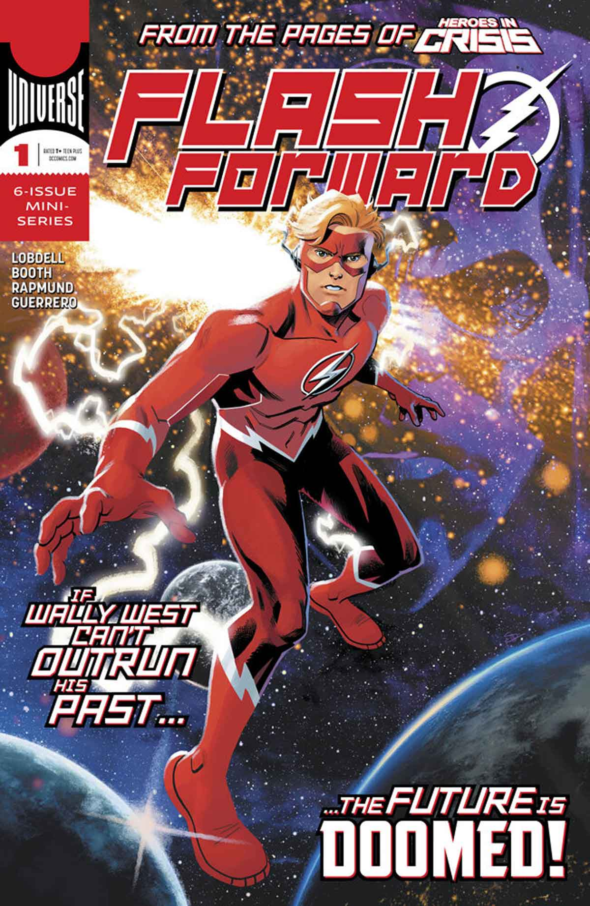 flash forward portada