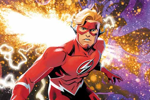 DC Comics flash forward destacada