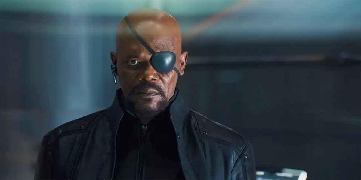 Nick Fury - Iron Man (2008) casi tiene una brutal escena post-créditos diferente