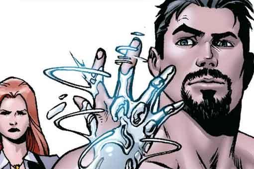 Iron Man / Tony Stark es el rey de los cosméticos del Universo Marvel
