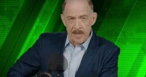 SPIDER-MAN: Lejos de casa. J. Jonah Jameson lanza ataque contra el trepamuros