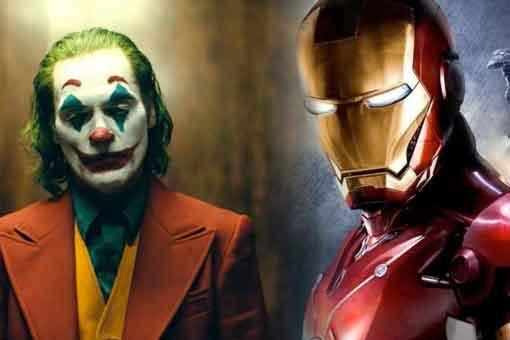 Ni siquiera el Joker puede con las películas de Marvel