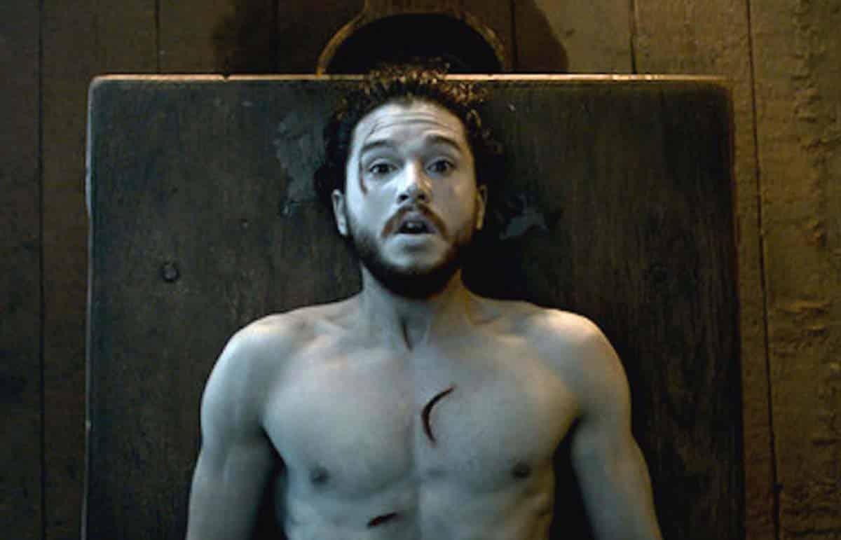 Juego de Tronos: Carice van Houten improvisó la escena más importantes con Jon Snow