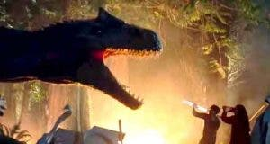 Cortometraje de Jurassic World online: Battle At Big Rock