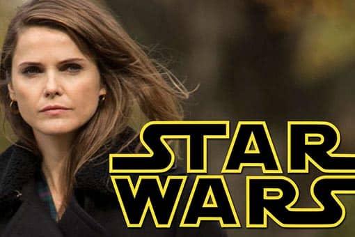 Star Wars: El ascenso de Skywalker. Muestran el personaje de Keri Russell y dos nuevos integrantes