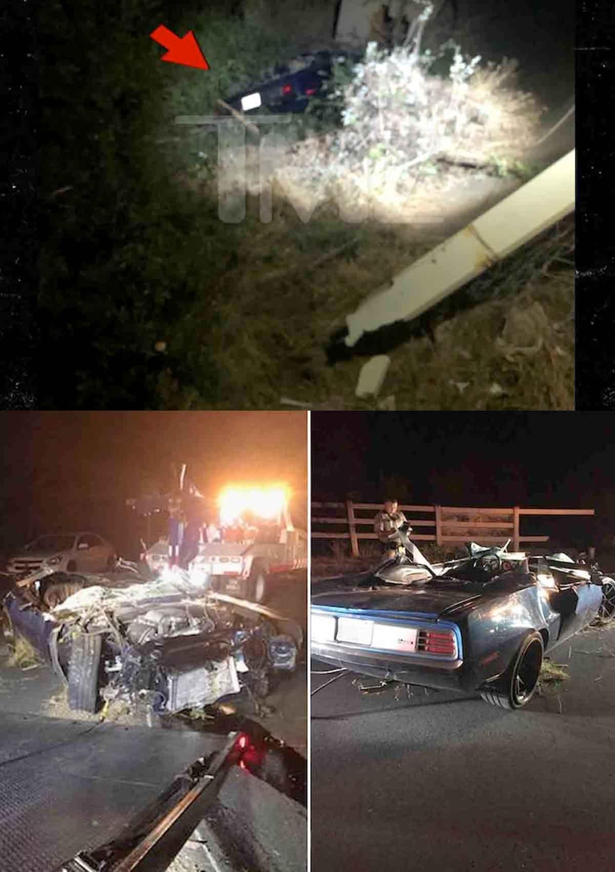 Kevin Hart casi muere en un accidente de coche