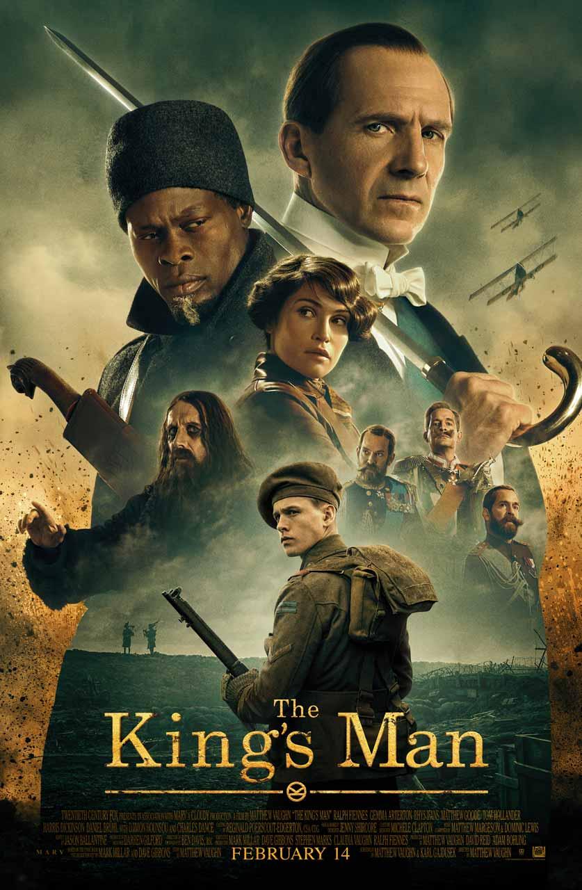 kingsman: la primera misión