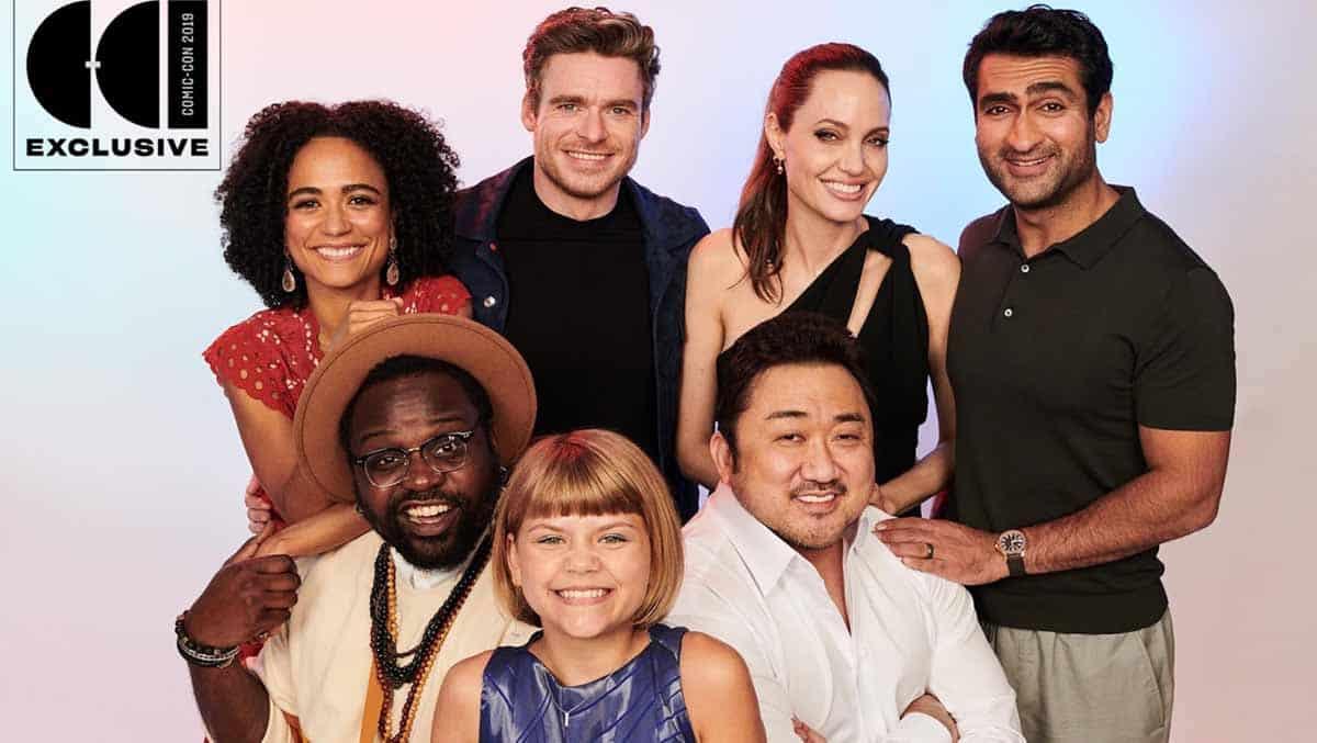 Los Eternos: Richard Madden revela que quedan actores importantes aun por anunciar