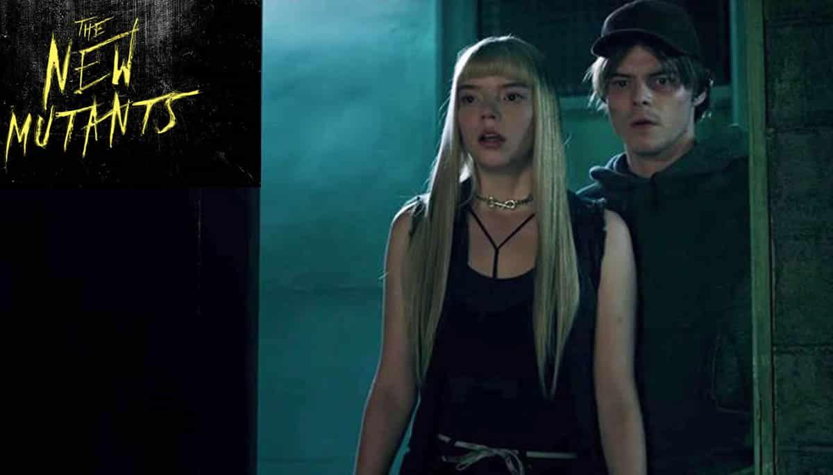 La película de los X-Men Los Nuevos Mutantes parece estar maldita