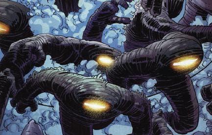 El artista Jerad S.Marantz ha revelado dos concept art de la película DOCTOR STRANGE que muestra una versión de Los seres sin mente (Mindless Ones) más fieles a los cómics de Marvel