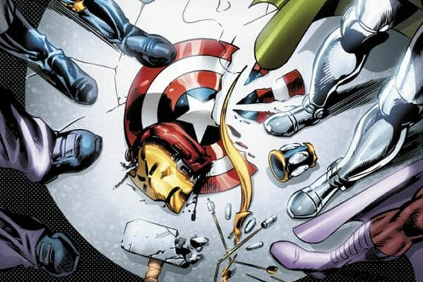 Los Vengadores: Actos de Venganza (Marvel - Panini Cómics)