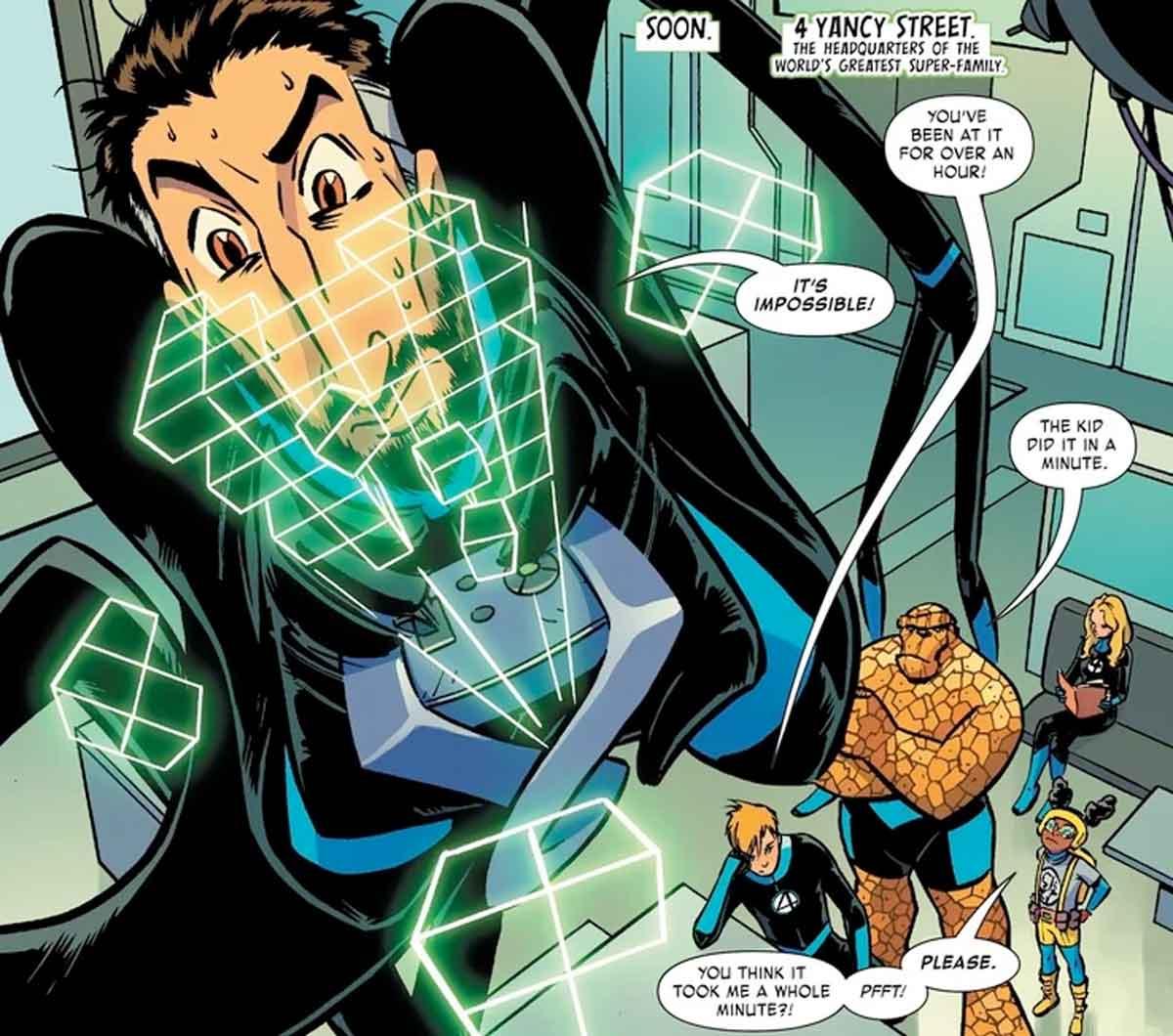 Marvel confirma quien es su personaje más inteligente