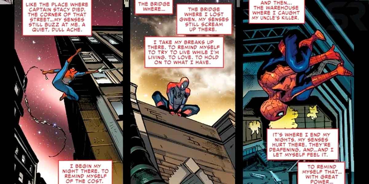 Marvel acaba de darle un poder Jedi a Spider-Man