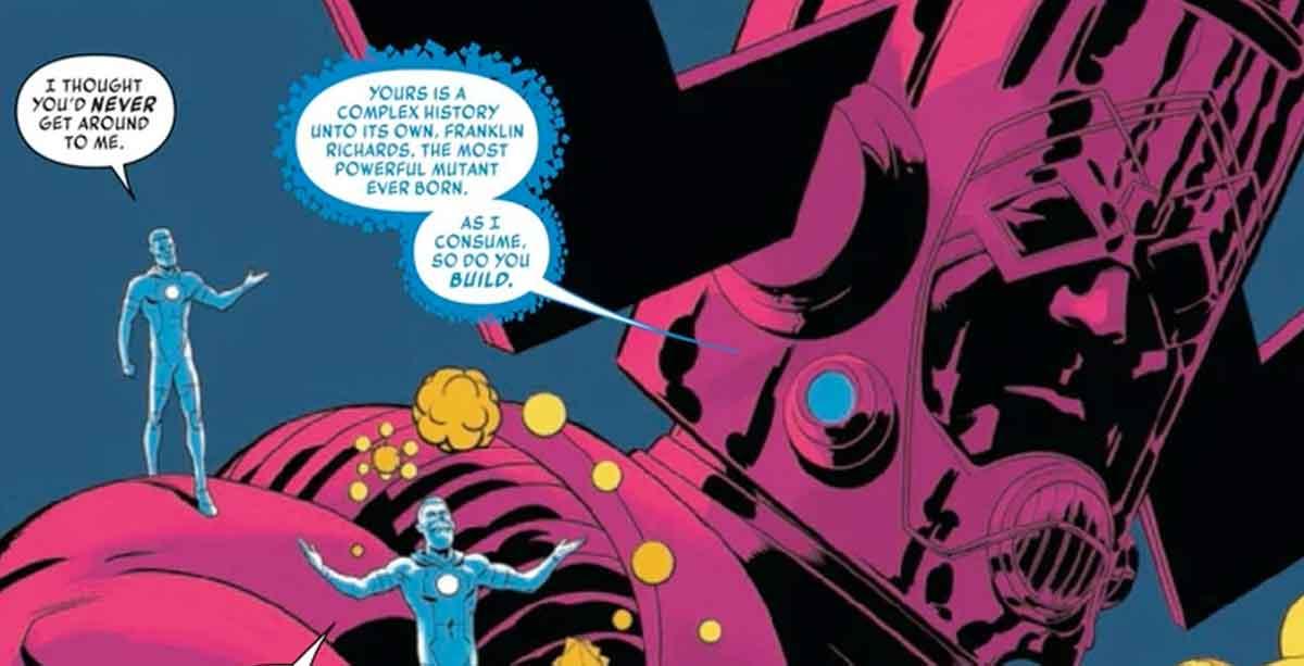 Marvel y Galactus revela cuál es el mutante más poderoso de todos