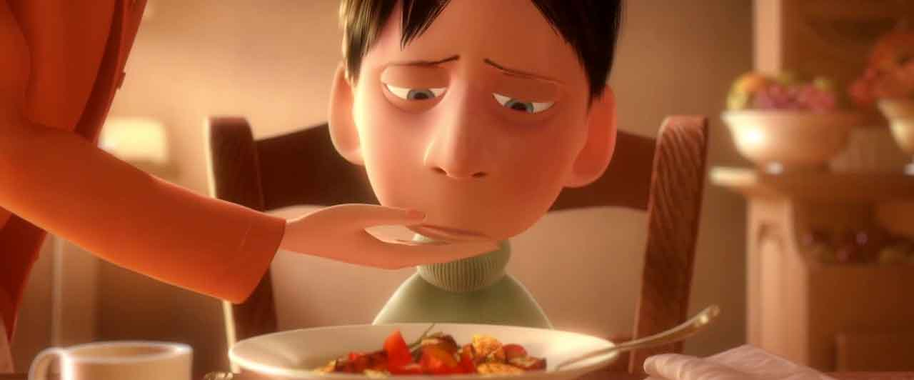 Ratatouille (2007): El director Brad Bird desmiente una popular teoría fan