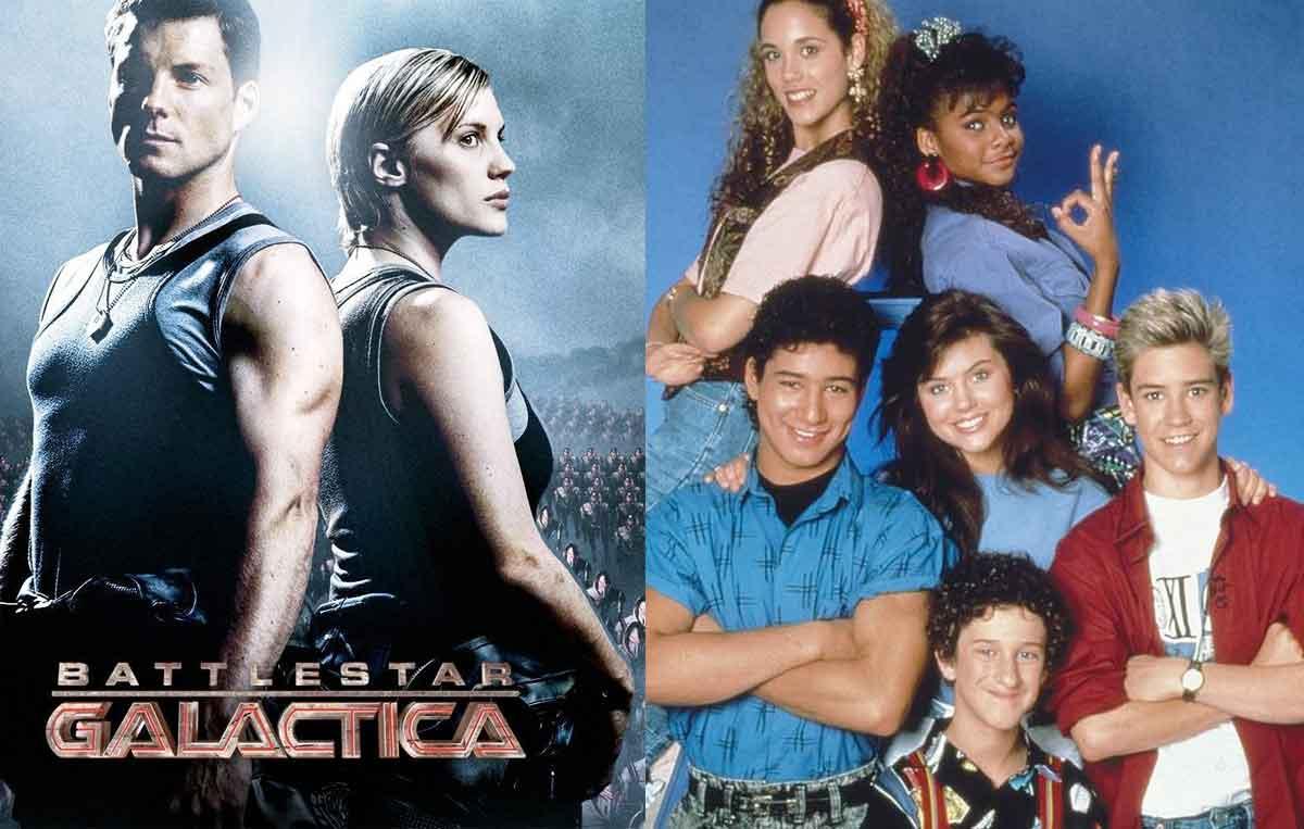 NBC producirá el reinicio de Battlestar Galactica