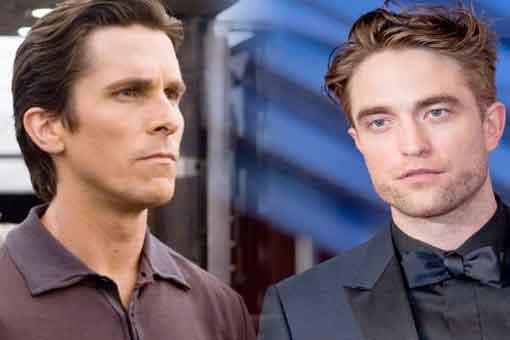 Christian Bale habla sobre la elección de Robert Pattinson como Batman
