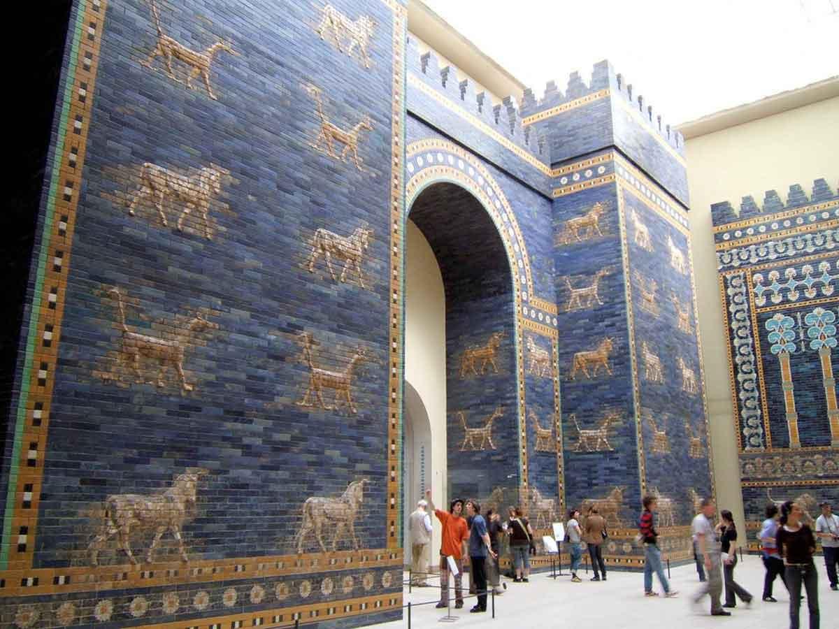 Los Eternos: Filtran fotos del aspecto de la antigua ciudad de Babilonia