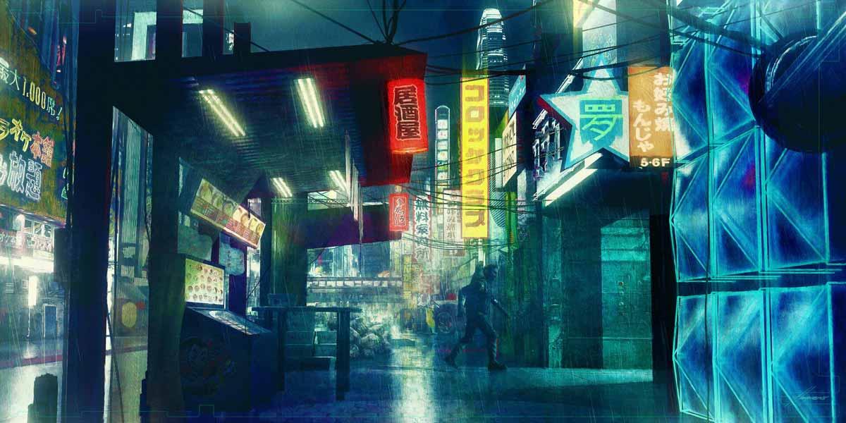 Vengadores: Endgame. Ojo de halcón en Japón