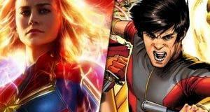 La película Shang-Chi podría contar con la aparición de Capitana Marvel