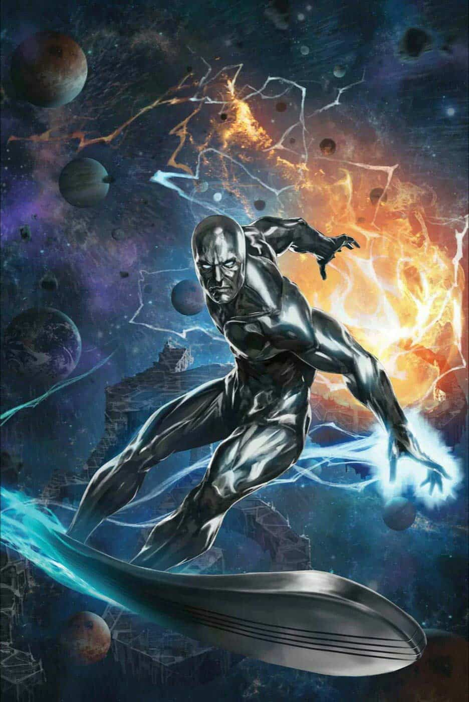 Se rumorea que la película de SILVER SURFER en solitario se encuentra en las primeras etapas de desarrollo en Marvel Studios