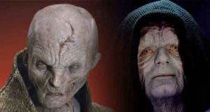 Star Wars: La conexión entre el Líder Supremo Snoke y El Emperador