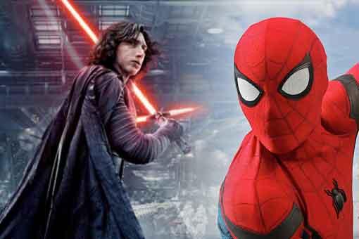 Star Wars provocó que Spider-Man dejara las películas de Marvel