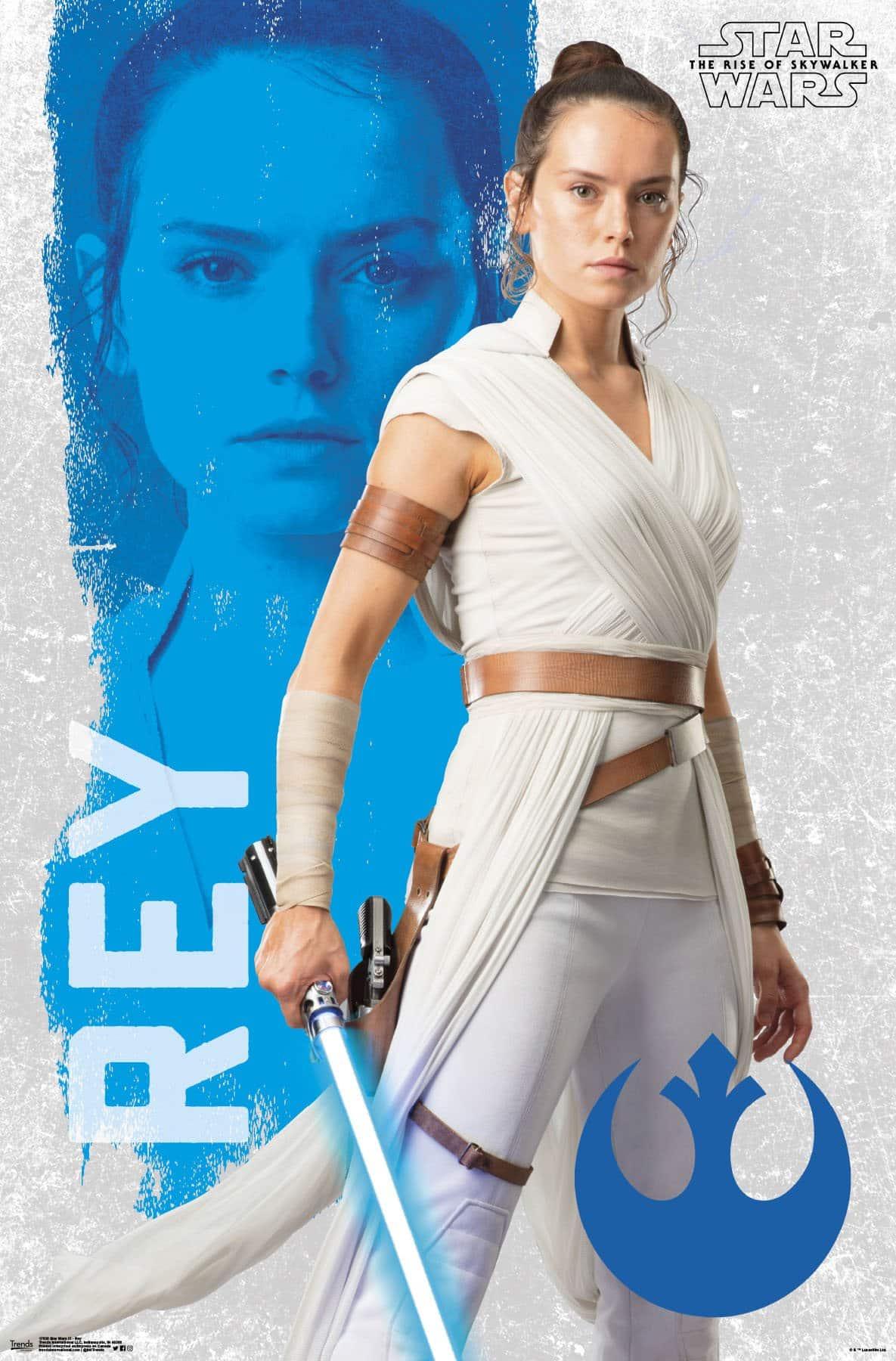 star wars 9 el ascenso de skywalker Rey