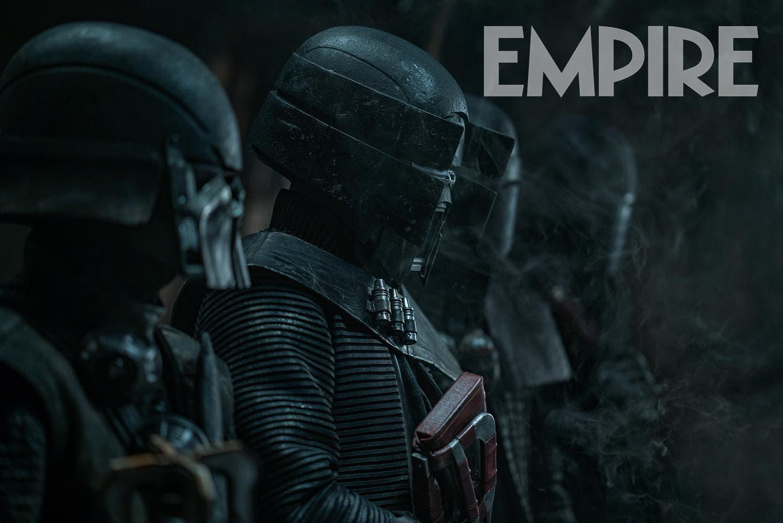 nueva imagen oficial de Los caballeros de Ren en Star Wars 9: El ascenso de Skywalker