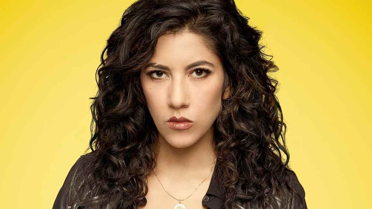 Stephanie Beatriz (Brooklyn 99) quiere ser She-Hulk (Hulka) de Marvel