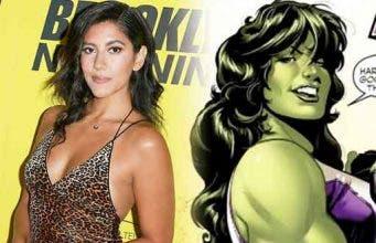 Stephanie Beatriz (Brooklyn 99) quiere ser She-Hulk (Hulka) de Marvel